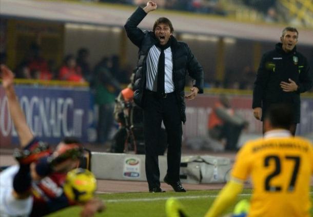 Allenatore Juventus Puas Dengan Hasil Kemenangan Menghadapi Bologna