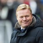 Peluang Terbuka Untuk Ronald Koeman Tangani Swansea City