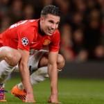 Lawan Sunderland Kemungkinan Van Persie Akan Bermain