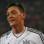 Ozil Yakin Jerman Mampu Jadi Yang Terbaik Di Piala Dunia 2014