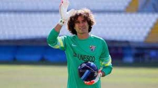 Liverpool Incar Guillermo Ochoa
