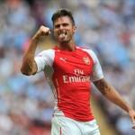 Olivier Giroud Disinyalir Kesulitan Menembus Skuat Inti Arsenal