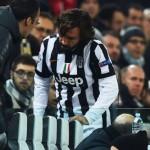 Juventus Menunggu Kabar Cedera Andrea Pirlo