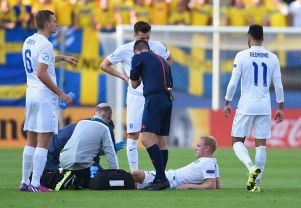 Alex Pritchard Kemungkinan Absen Di Sisa Euro U-21
