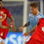 Marco Parolo Nasehati Timnya, SS Lazio