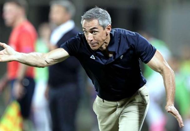 Sousa Berpikiran Positif Terkait Kalahnya Fiorentina