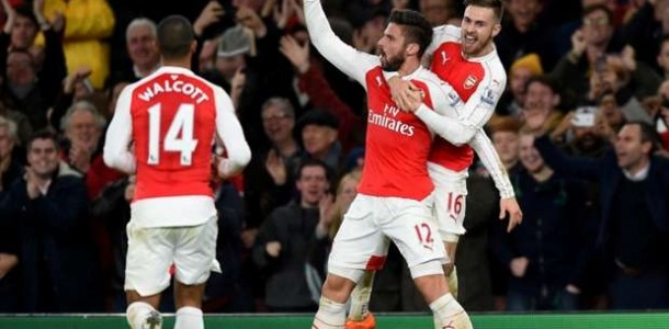 Arsenal Semakin Mandiri